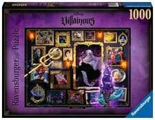 Villainous Ursula 1000 Pièces de Puzzle Ravensburger