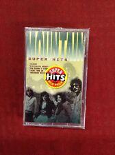 Mountain: Super Hits  Audio Cassette