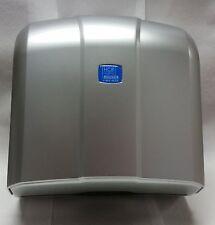 Handtuchspender, Papierhandtuchspender, Papierspender transparent, wei�Ÿ, chrom