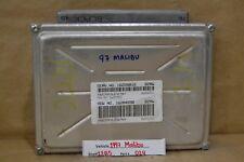 1997-1999 Chevrolet Malibu Engine Control Unit ECU 16228016 Module 24 12B5