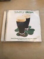 Various - Simply Irish (CD) (2008). 2 CDs. Used