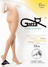 "Gatta ""Ellen"" 15 den Strumpfhose matt versch. Farben und Grö�Ÿen"