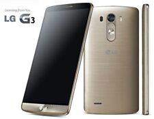 METALLIC BLACK LG G3 D855 4G LTE GSM PHONE UNLOCKED GOOD CONDITION