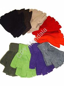 Mitaines Femme - Taille Unique - Coloris au choix  (Mitaine,gant)