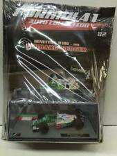 1:43 Formula 1 F1 Auto Collection N. 82 BENETTON B186 Gerhard Berger 1986 SEALED