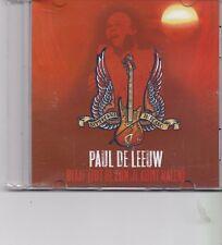 Paul De Leeuw-Blijf Promo cd single