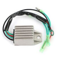 Rectifier Regulator Fit for Yamaha 25HP 30HP 3 Cyl Outboard 6J8-81960-00-00