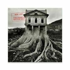 John BON JOVI Cd This House Is Not For Sale Brand New Sealed Fast Free Shipping