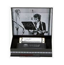 HOHNER BOB DYLAN SIGNATURE LIMITED EDITION HARMONICA HARP COLLECTORS ITEM