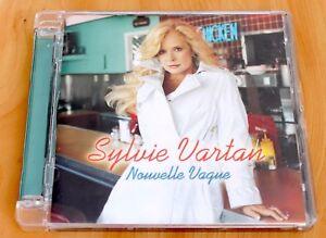 Sylvie Vartan - Nouvelle Vague - Suzanne - J'attendrai - Chante - 15 pistes - CD
