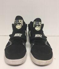 4b17fbcf3ab1ed Nike Zoom Alpholution Mens Size 9 Black White Basketball Shoes