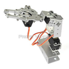DIY 3-Axis Servos Control Palletizing Robot Arm for Arduino UNO MEGA2560 DE Ship