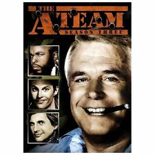 The A-Team: Season 3, Good DVD, George Peppard, Dirk Benedict, Mr. T, Dwight Sch