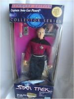 Playmates - Star Trek Collector Series - Captain Jean-Luc Picard Action Figure