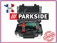 Coffret PARKSIDE® Perceuse à percussion 750W PSBM 750 B2 avec poignée réglable