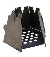 VARGO Japan Titanium Hexagon Wood Stove Stand