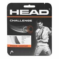 HEAD Unisex Challenge Multifilament Tennis Racket Strings