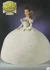 The King and I, Annie's Golden Age of Film Crochet Doll Clothes Pattern 8401