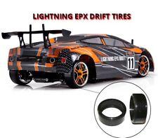 07001 Drift Tires with Plastic Drift Rings 2 Pcs Redcat Lightning