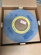Norton Grinding Wheel 30 Dia X 1 Wide 12 Center Aluminum Oxide 23a80