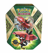 POKEMON: TIN SET TAPU BULU GX - IN ITALIANO - CARTA GX + 4 BUSTE
