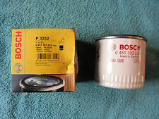 OIL FILTER, Bosch, for Ford, part no. 0451103252