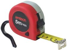 5m X 25mm Double Locking Jumbo Measuring Tape - Amtech