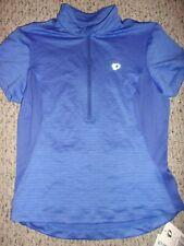 NWT NEW Pearl Izumi Select Womens S Blue Cycling Shirt Top Ultrastar Jersey