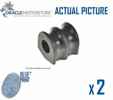 2 x NEW BLUE PRINT REAR ANTI-ROLL BAR STABILISER BUSH KIT OE QUALITY ADN180510