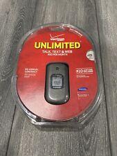 Samsung Gusto 2 SCHU365HPP Charcoal Gray (Verizon) Cellular Phone Unlimited