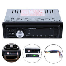 12V Car Dash Radio MP3 Player Audio Stereo 1Din FM Receiver USB AUX TF SD Card