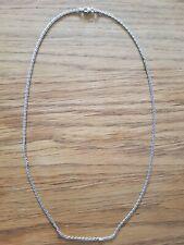 Halskette Herren Silber 925
