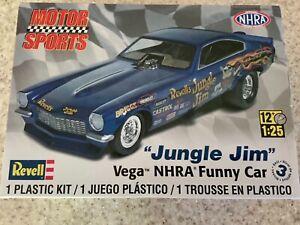 """Revell """"Jungle Jim"""" Vega NHRA Funny Car"""