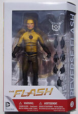 DC THE FLASH. REVERSE-FLASH ACTION FIGURE 6 INCHES. NEW IN BOX. CW TV SHOW