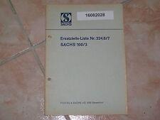 Bandfeder Anlasser Anwerfer Sachs Stamo St200 St201 Holder E5 E6 E6G Ersatzteile