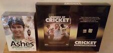 Cricket LEGGENDE DVD & Gemelli Set + Le Ceneri più grande serie 3 dischi DVD Set