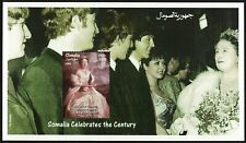 Somalia 1999 _ The Beatles & Queen Elizabeth, Lady of the Century _ MNH**