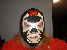 Pro-Grade Mil Mascaras Pro Wrestling Mask/Lucha Libre