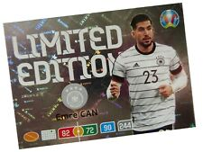 PANINI ADRENALYN XL EURO 2020 LIMITED EDITION EMRE CAN