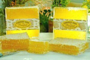 Arizona Sonoran Desert Raw Honey Pure HoneyComb