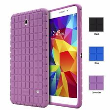 Poetic Graphgrip Lightweight Silicone Case for Samsung Galaxy Tab 4 8.0 Lavender