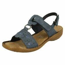Ladies Rieker 60843 Casual Sandals