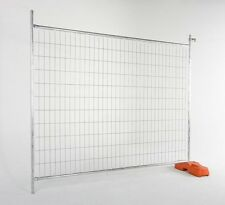 10 * Temporary Fencing system construction fencing fence panel no clamp no base
