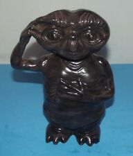 "E.T. Figure Ceramic  Movie Extra-Terrestrial ET about 9"" phone home Figurine"