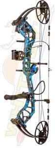 Fred Bear Archery Legit Bow RTH RH 10-70# Moonshine Undertow - AV13A21067R