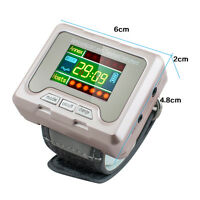 FDA Wrist Laser Therapeutic Apparatus laser Light Therapy 6 Lights Low Frequency