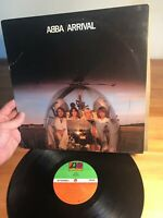 ABBA Arrival Atlantic Record Album Vinyl