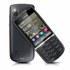 Nokia Asha 300 (T-Mobile) Graphite Mobile Phone 3G Gray 140MB 5MP Cheap Bar