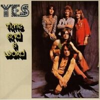 YES - TIME AND A WORD/REMASTERED CD POP 8 TRACKS NEW!