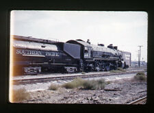 1959 Southern Pacific 2-10-2 Decapod Locomotive #3643 - Vtg 35mm Railroad Slide